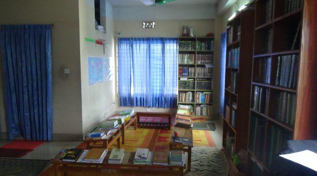 উচ্চতর হাদীস গবেষণা বিভাগ ১ম বর্ষ শ্রেণি